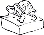Turtle knob